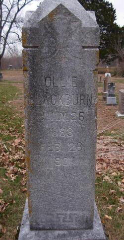 Ollie Martha Blackburn
