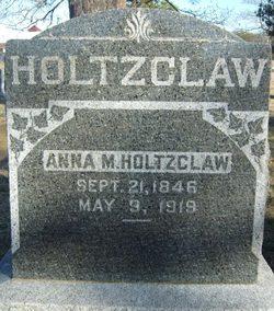 Anna Maria <i>Wise</i> Holtzclaw