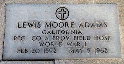 Lewis Moore Adams