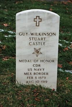 Guy Wilkinson Stuart Castle