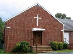 Columbia Baptist Church Cemetery