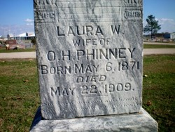 Laura W <i>Ballew</i> Phinney