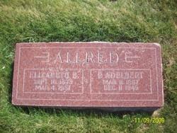 Elizabeth <i>Burnside</i> Allred