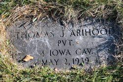 Thomas J Arihood