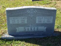 Lillie <i>Hagood</i> Baker