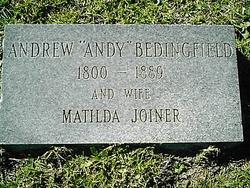 Andrew Andy Bedingfield
