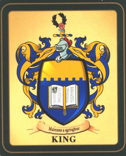 Thomas James King