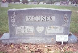 Martha E. <i>Andrews</i> Mouser Lawrence