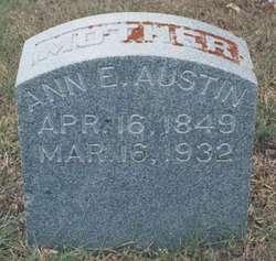 Anne Elizabeth Betty <i>Rose</i> Austin