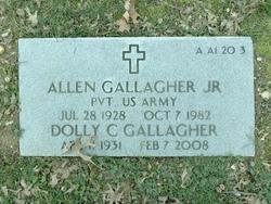 Pvt Allen Gallagher, Jr