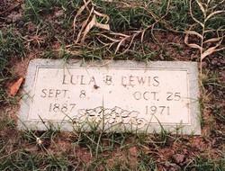 Lula <i>Bryan</i> Lewis
