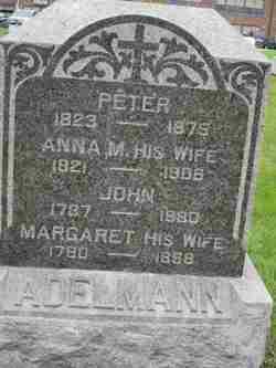 Anna M Adelmann