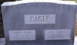 Mary Elizabeth <i>Biglane</i> Cagle