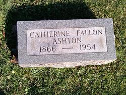 Catherine <i>Fallon</i> Ashton