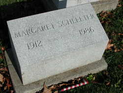 Margaret A. <i>Carey</i> Schleeter