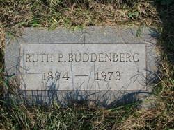 Ruth Pauline <i>Cole</i> Buddenberg