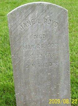 Jane L. Boyd