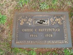 Connie Ethel Huffstetler