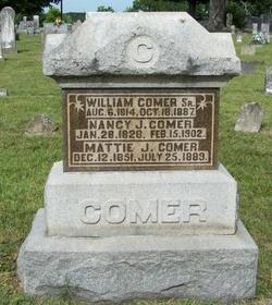 William Comer, Sr