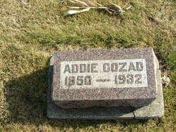 Addie Cozad