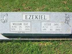 William Elic Ezekiel