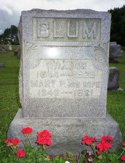 Mary Pauline <i>Metz</i> Blum