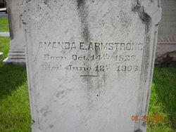 Amanda E Armstrong