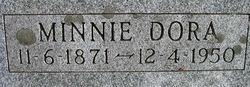 Minnie Dora <i>Bancroft</i> Brown