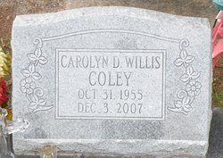Carolyn D. Tata <i>Willis</i> Coley