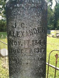 John Carrigan Alexander
