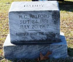 H. Clark Halford