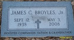 James Christopher Broyles, Jr