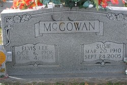 Elvis Lee McGowan