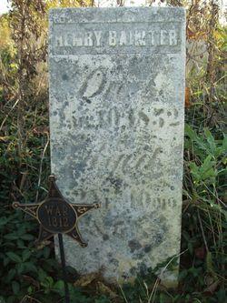 Henry Bainter