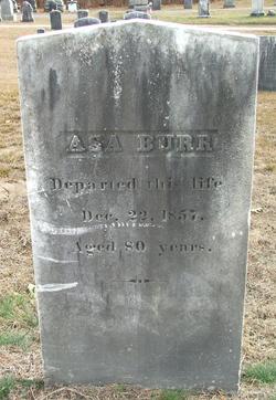 Asa Burr