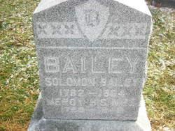 Solomon Bailey
