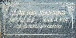 Clayton Clair Manning