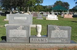 Ireva B <i>McDougal</i> Adams