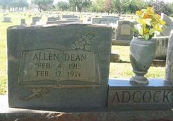 Allen Dean Adcock