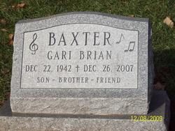 Gari Brian Baxter