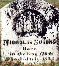 Nicholas Susong