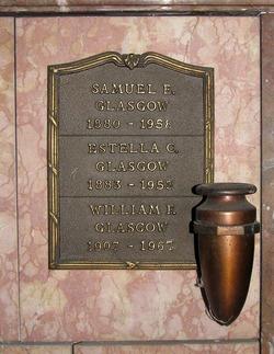 Estella Catherine <i>Fisher</i> Glasgow