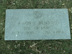 Corp Amos E Benson