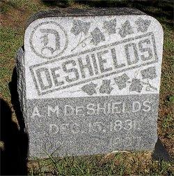 Andrew M DeShields