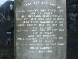 Julia Garvey