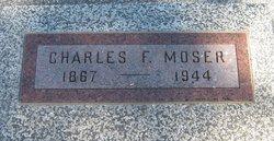 Charles Franklin Moser
