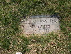 Beulah May Fox