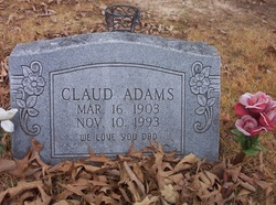 Claud Adams