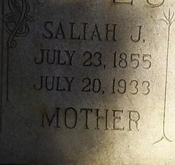Saliah J. Lutz