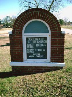 Centerville Baptist Church Cemetery